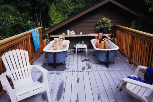 Paula at Orr Hot Springs. Beyond the Bone Bodywork and ...